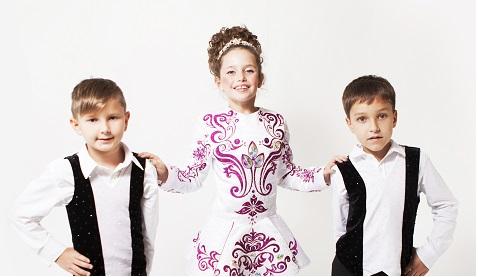 IRISH DANCING for KIDS