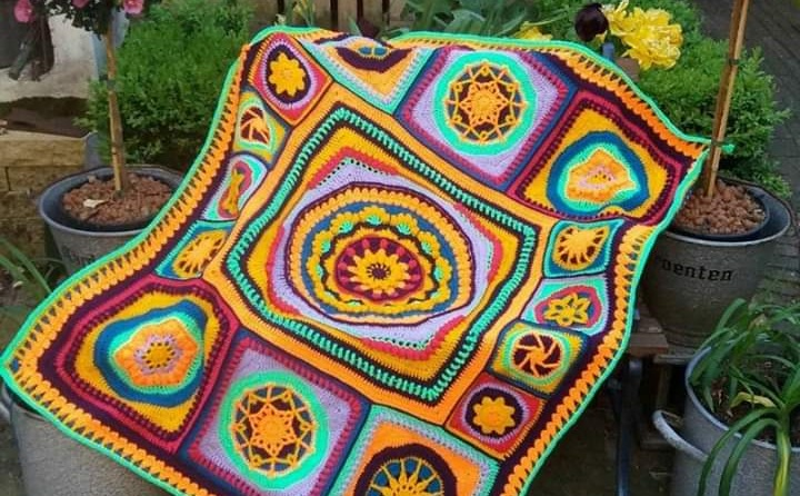 CROCHET FOR CHARITY CIRCLE