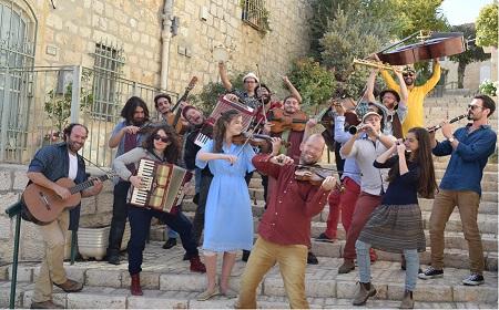 ISRAEL KLEZMER ORCHESTRA