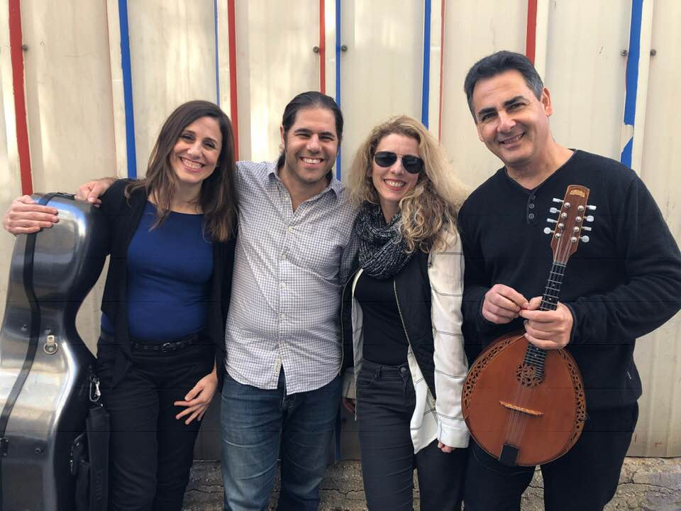 GILAD EPHRAT ENSEMBLE