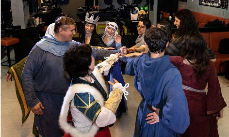MEDIEVAL DANCE WORKSHOP