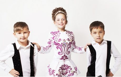 IRISH DANCING for KIDS