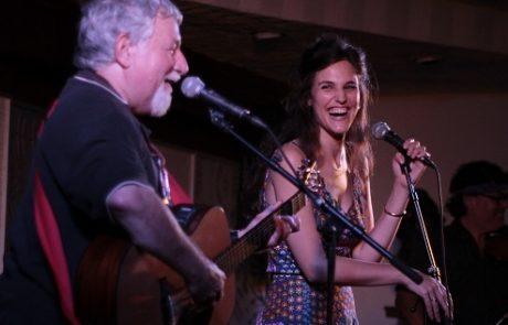 Maya Johanna with Shay Tochner