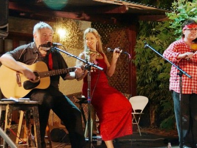 Gabriella Lewis Band