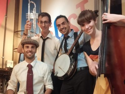 FLOY JOY SWING BAND