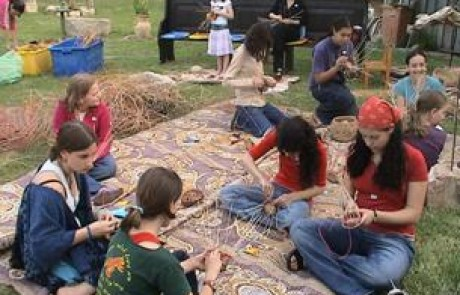 BASKET-WEAVING WORKSHOP