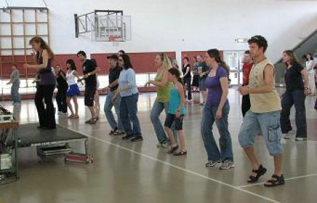 TAP DANCE WORKSHOPS