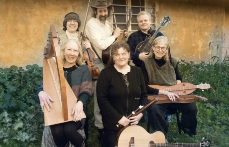 THE HAZEL HILL STRING BAND